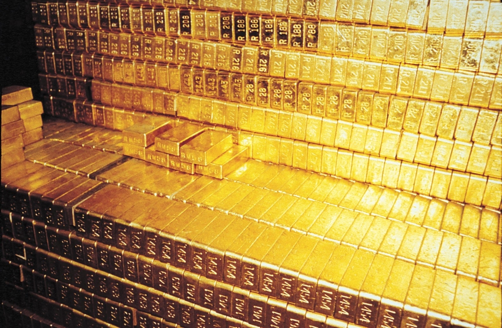 Who Owns the World's Gold Reserves