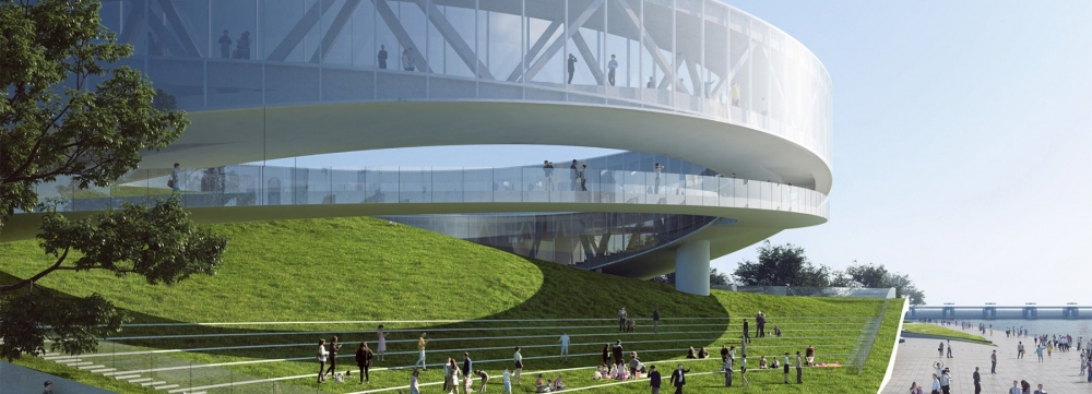 [FIRST  LOOK] 5 Shortlisted Designs for Singapore's Founders Memorial