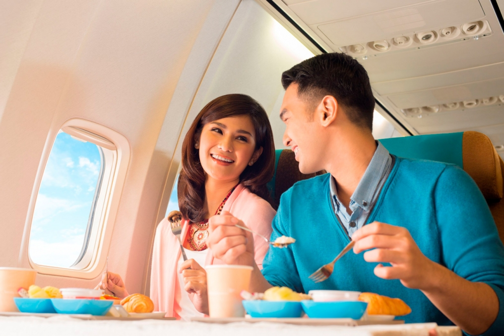 Southeast Asia's Airlines Win Big on Flight Experiences Global Awards