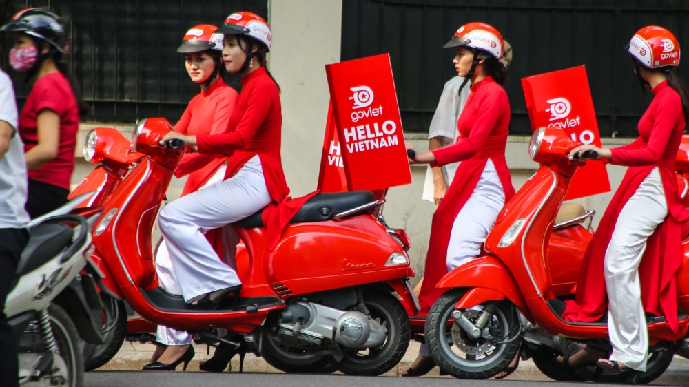 Vietnamese May Now Enjoy Full Services of the Indonesian Gojek