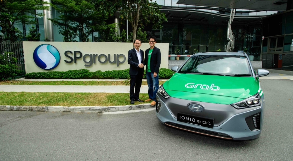 Towards Becoming Southeast Asia's Largest Electric and Hybrid Vehicle Fleet, Grab Pushes to Grow Number of EVs