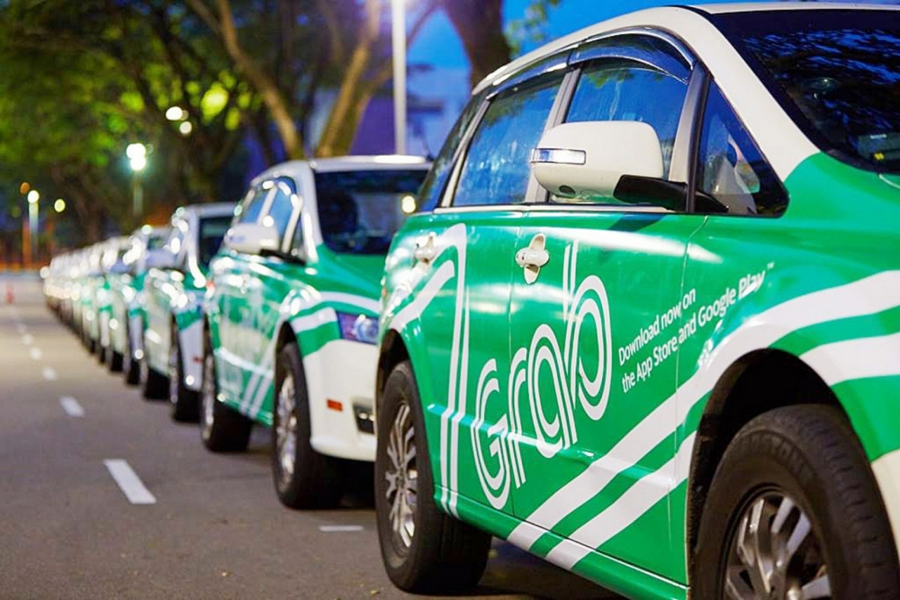 Grab Raises $1.5bn from SoftBank in Bid to Become World's Top 'super app'