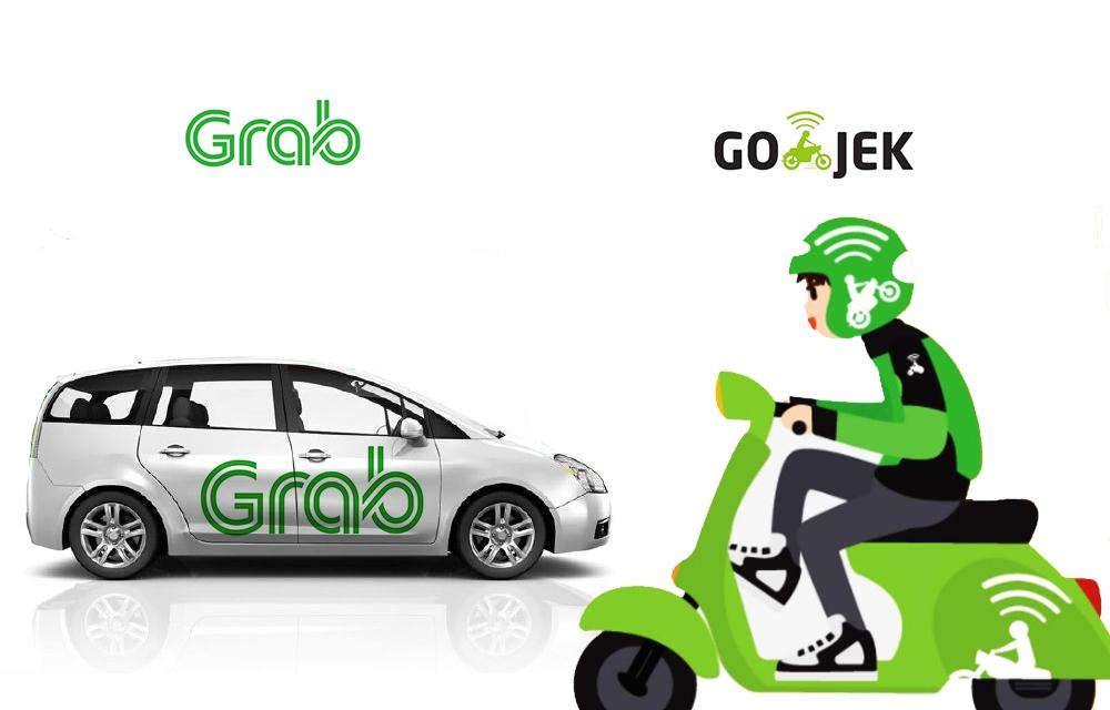 Head To Head : Grab Vs Go-Jek