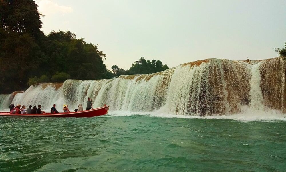 5 Most Beautiful  Waterfalls to Travel in Southeast Asia