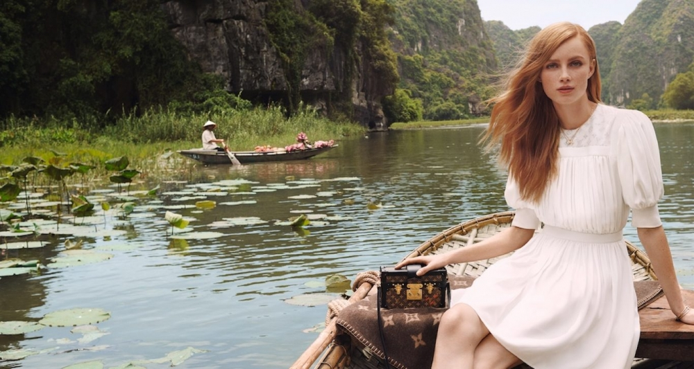 This Southeast Asian Country's Most Striking Locations Get Featured In Louis Vuitton's Advertisement