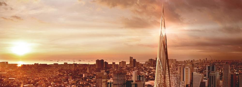 This Skycraper will Transform Manila's Skyline