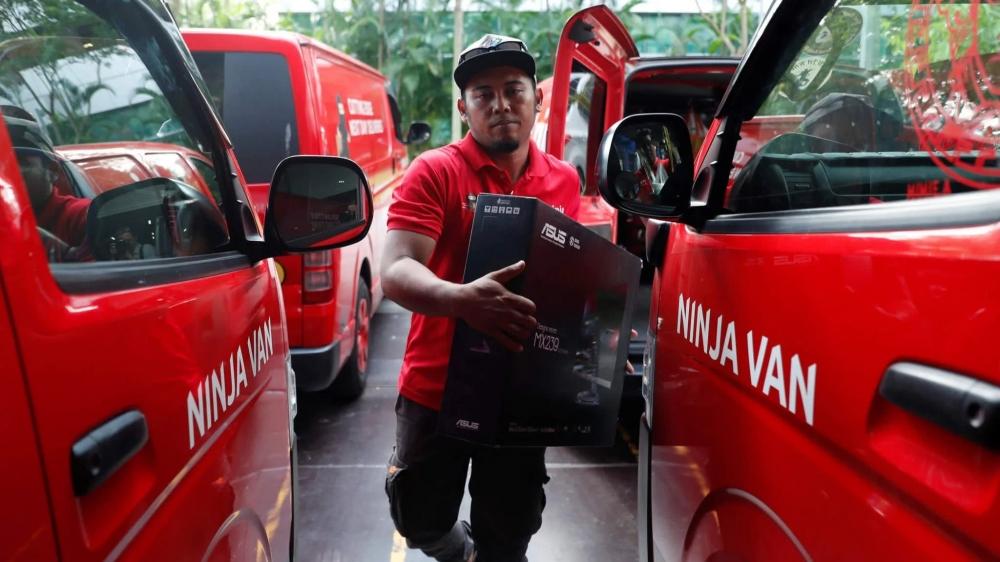 Ninja Van Raises $274m in New Funding
