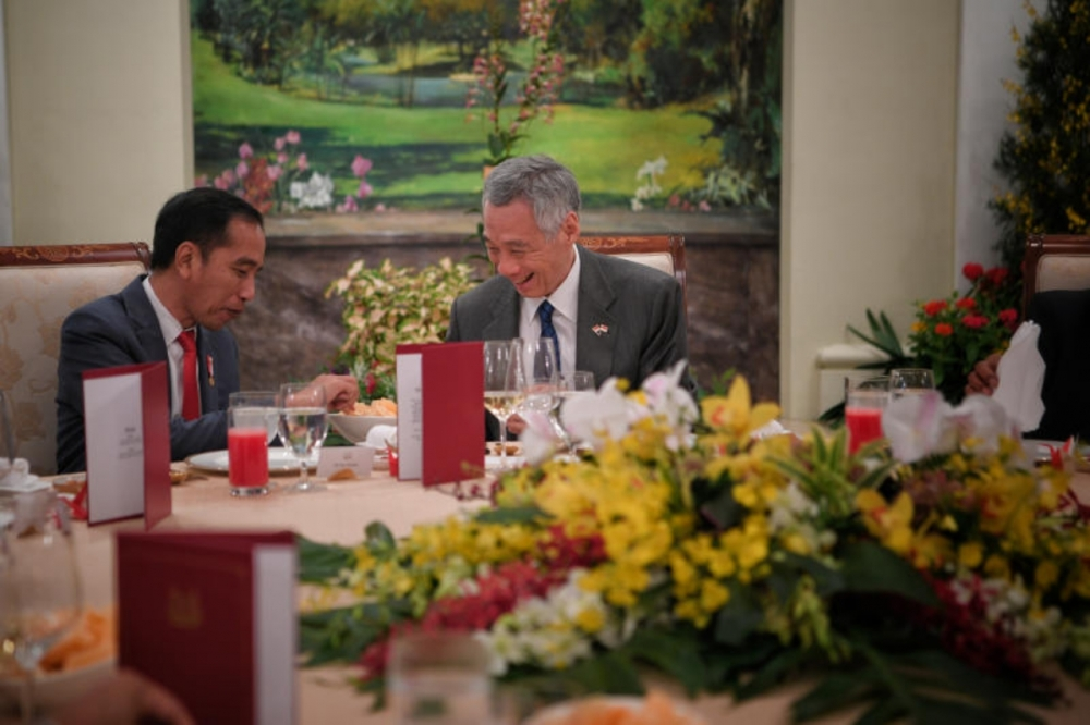 Singapore-Indonesia Leaders' Retreat: The Two ASEAN Countries to Up Economic Cooperation