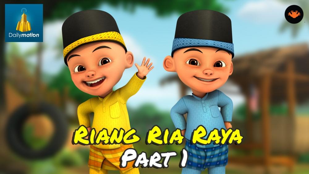 Upin & Ipin, Popular Cultural Ambassadors from Malaysia