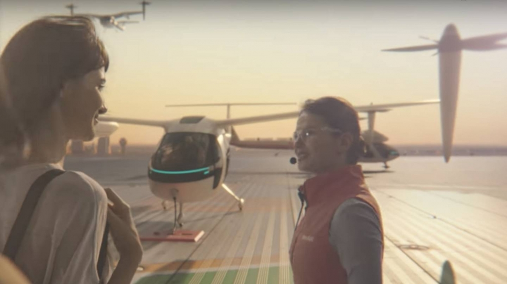 Here are 5 Countries to Test Uber Flying Taxi Services