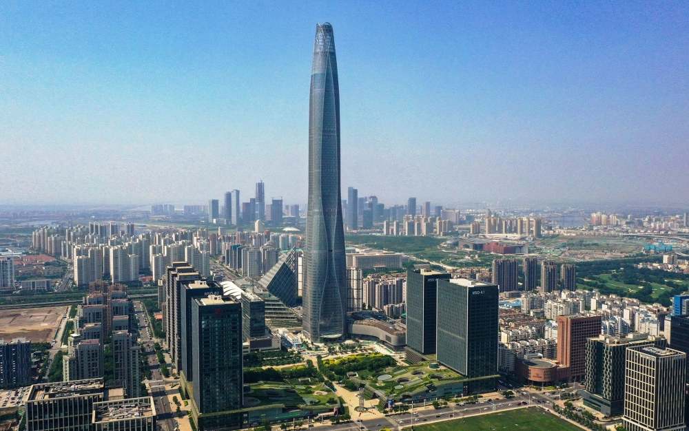 "2019 Sets New Record for ""Supertall"" Buildings"