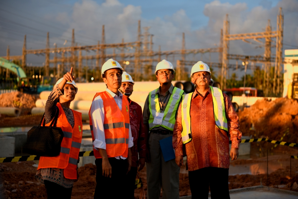 Consortium Led by South Korean Company to Build US$6.5 Billion Industrial Zone in Indonesia