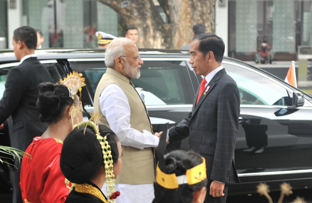Indonesia, India to Develop Strategic Indian Ocean Port