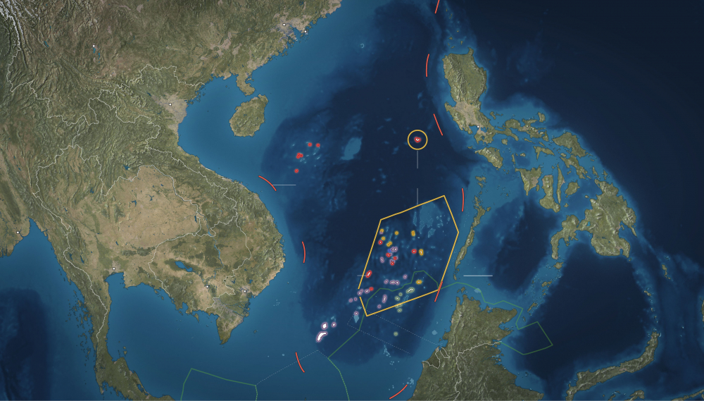 China Calls Southeast Asia for Cooperation on South China Sea