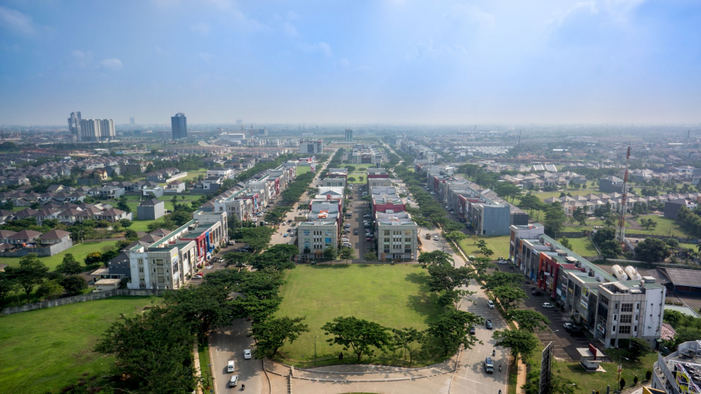 Indonesia to Launch First International New Industry City