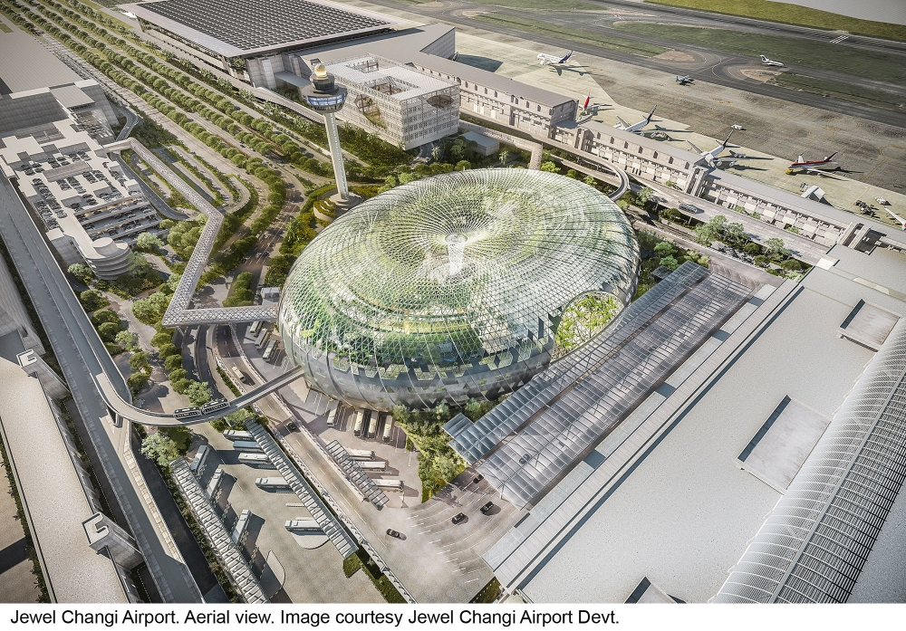Singapore Expects to Open Yet Another Airport Terminal by 2030