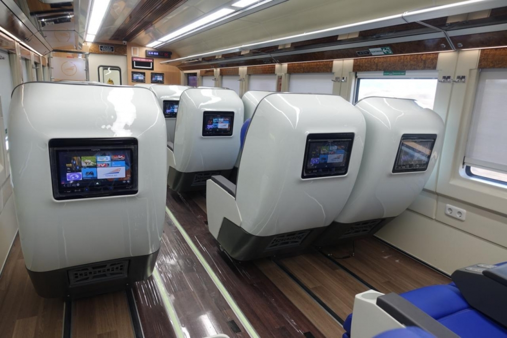 Meet Indonesia's New Train for Eid 2019