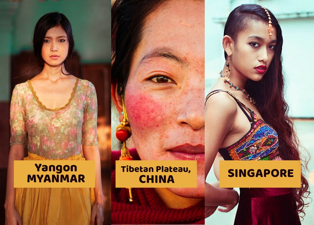 This Photographer Captured the Beauty of Women from 37 Countries