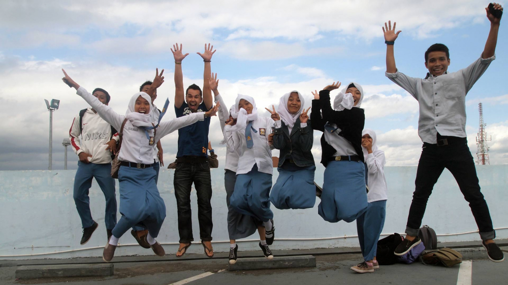 Indonesian Young People Have the Best Mental Wellbeing in the World