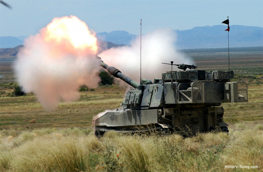 Malaysian Army to Receive M109/A6 Paladin. Soon