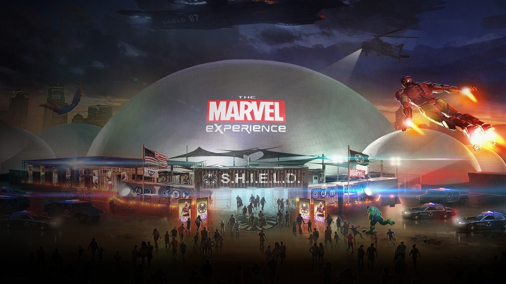 The Marvel Experience to open in Bangkok in May 2018