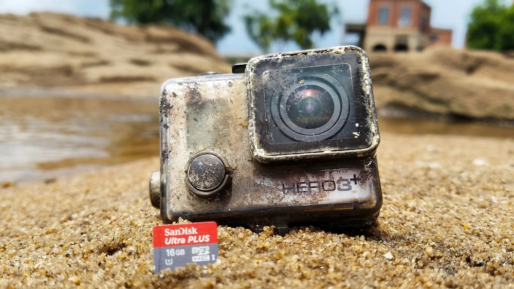 Nick Woodman found the inspiration and funding for GoPro from Bali