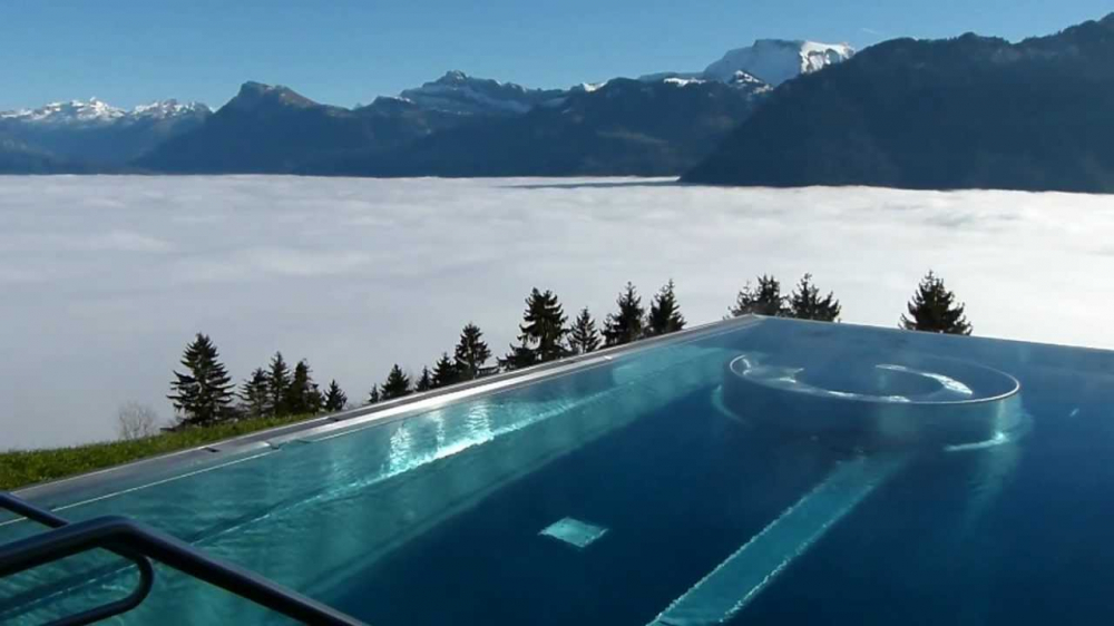 These 10 Exotic Hotel Pools Will Blow You Away