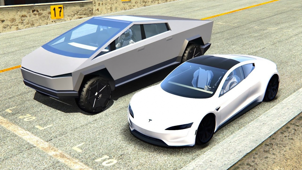 Tesla Cybertruck and Roadster to Enter Indonesian Market