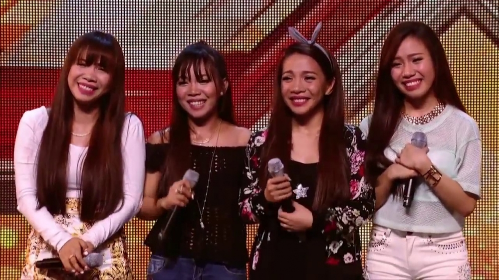 Amazing Talent from the Philippines : 4th Impact !