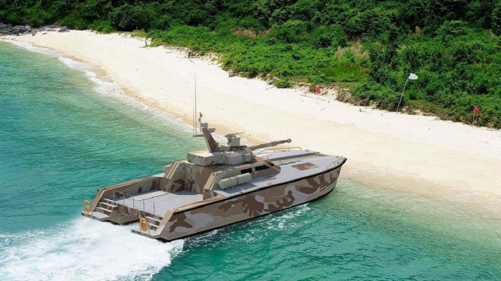 A Badass TankBoat Made in Indonesia