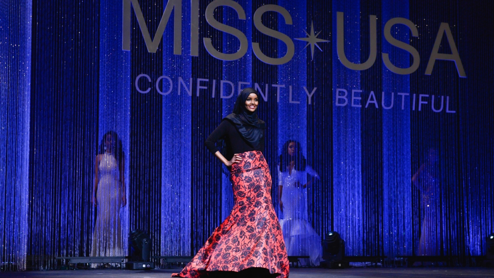 The First Southeast Asian Hijab Woman Finalist in a Miss Universe Pageant