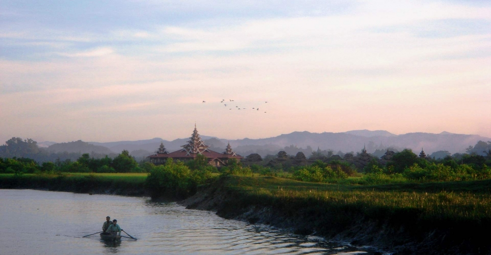 The Lost City of Mrauk U, Once As Prosperous as London