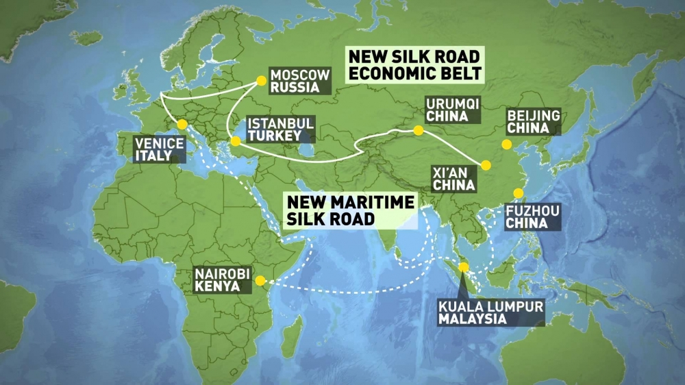 New Silk Road? Thailand Eyes Market Beyond Asia