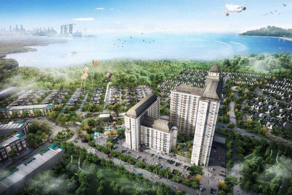 Southeast Asia's Largest Movie Studio and Digital Hub to Rise Up in Indonesia