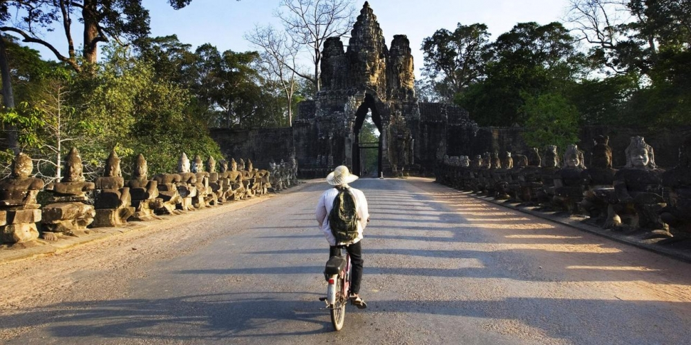 Exploring Cambodia, Differently