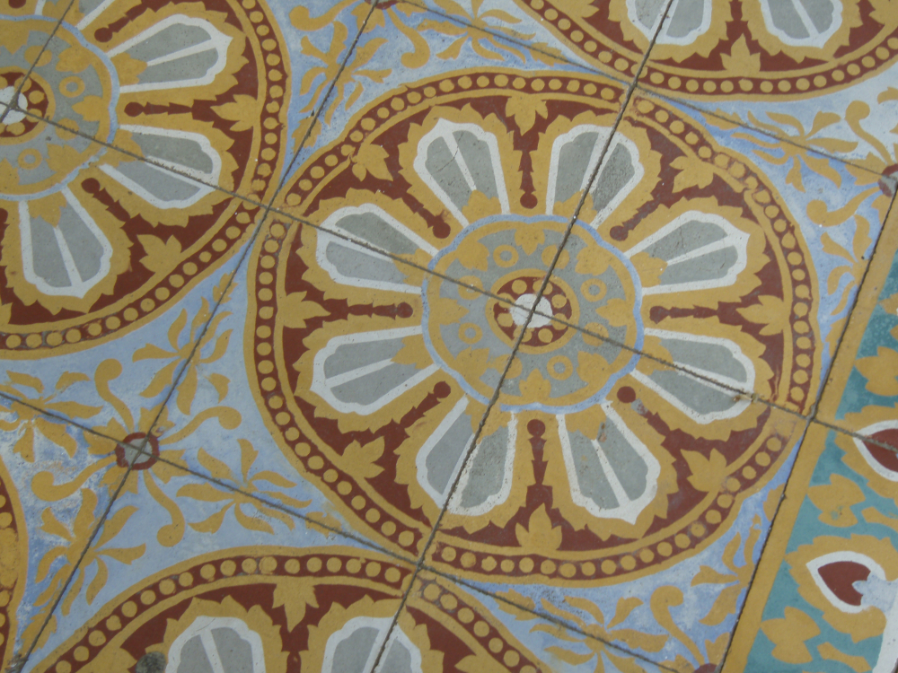 How Cambodian Tile Makers Have Put A Local Touch on A Colonial Craft