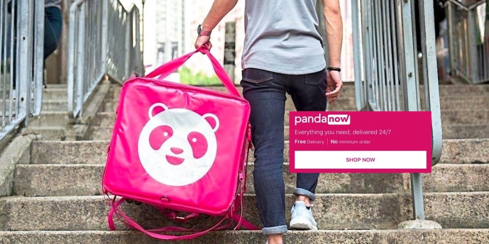 Foodpanda Will Now Deliver Your Panadol and Toothbrush - in 15 Minutes