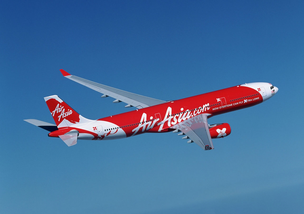AirAsia Is the First Low-Cost Airline Approved for Flights Between U.S. and Asia