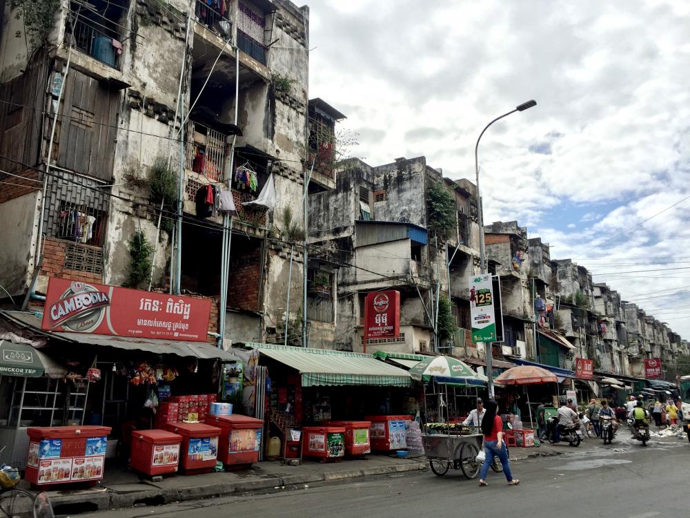 Asia's Future Cities: Phnom Penh's Development Offers Uncertain Future For The Urban Poor