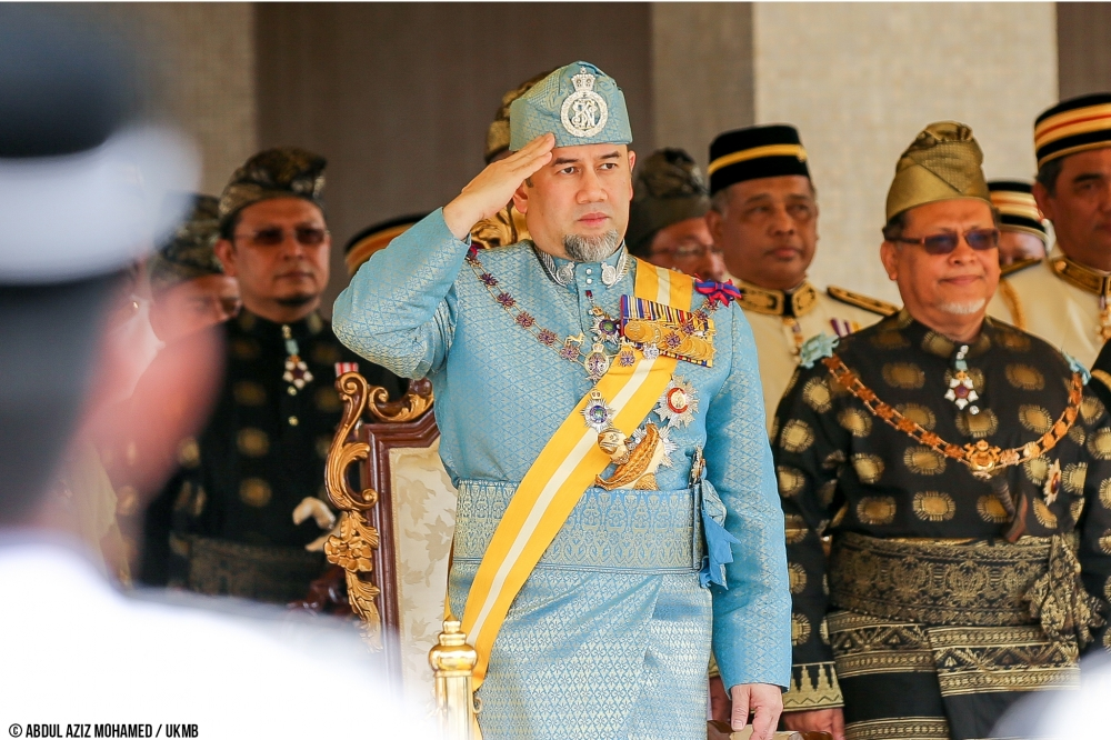 Malaysia Enthrones 15th king, Sultan Muhammad V