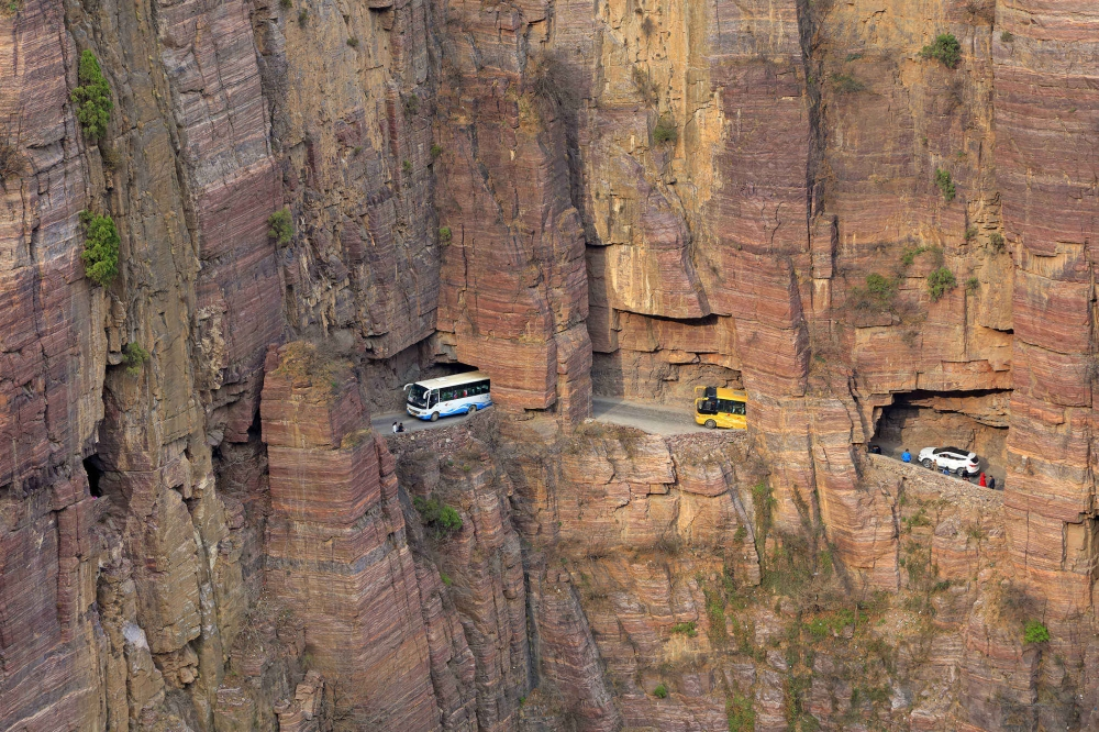 These  World's Most Dangerous Roads Will Blow Your Adrenaline. Take a Deep Breath!