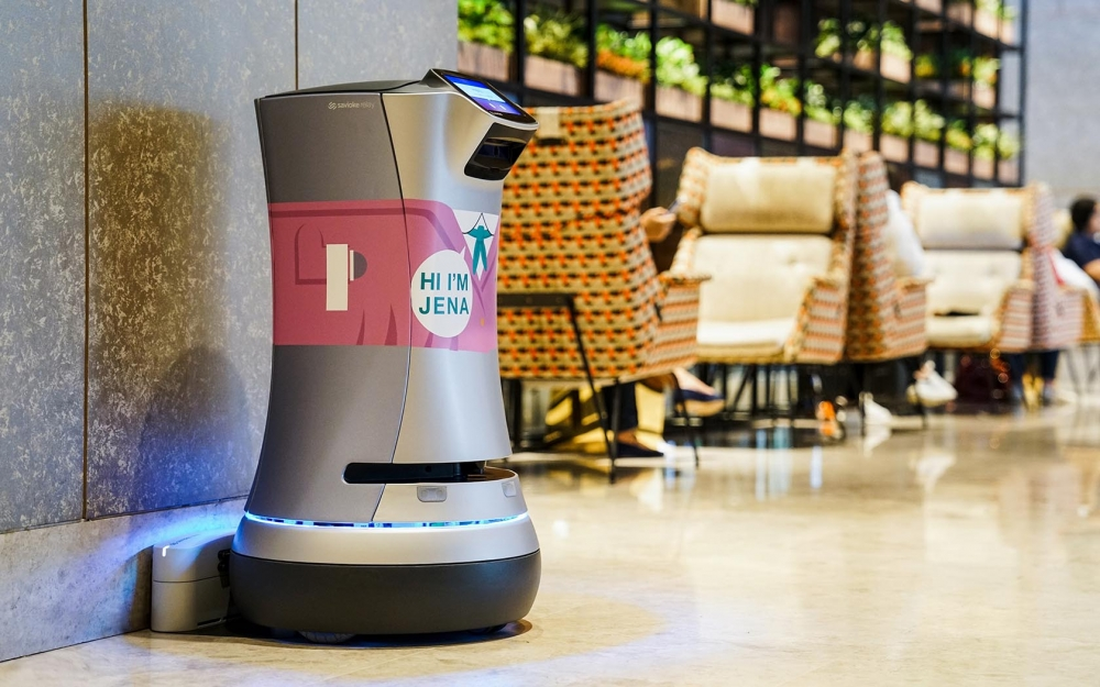 Asia's First Robot Butlers Made Their Debut in the Southeast Asia