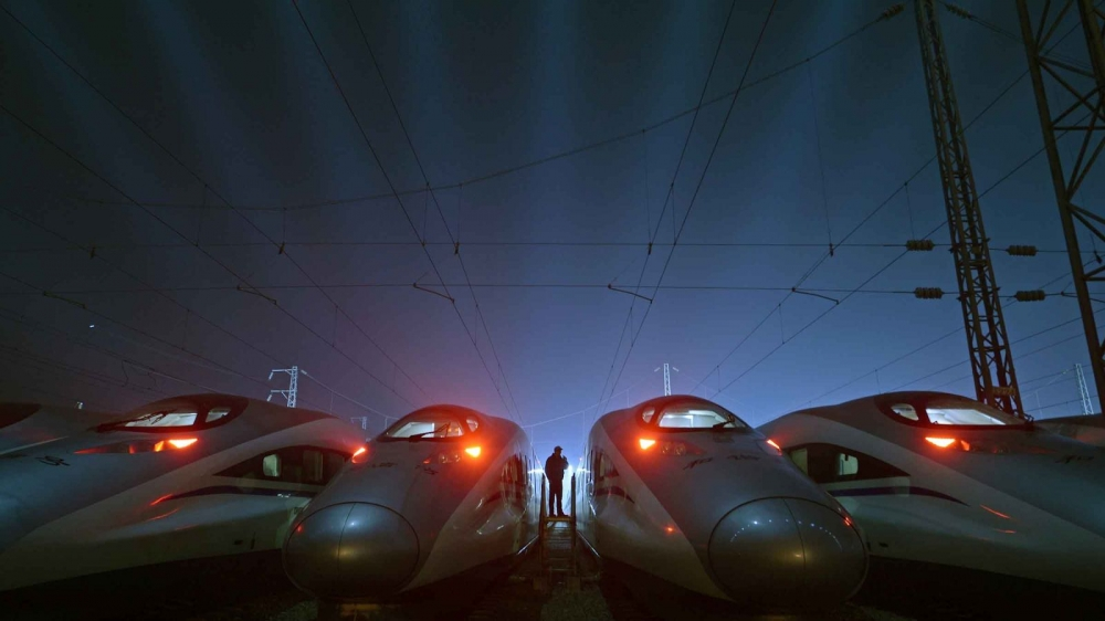 A 873-km China-Laos-Thailand hi-speed railway to begin construction in early 2017