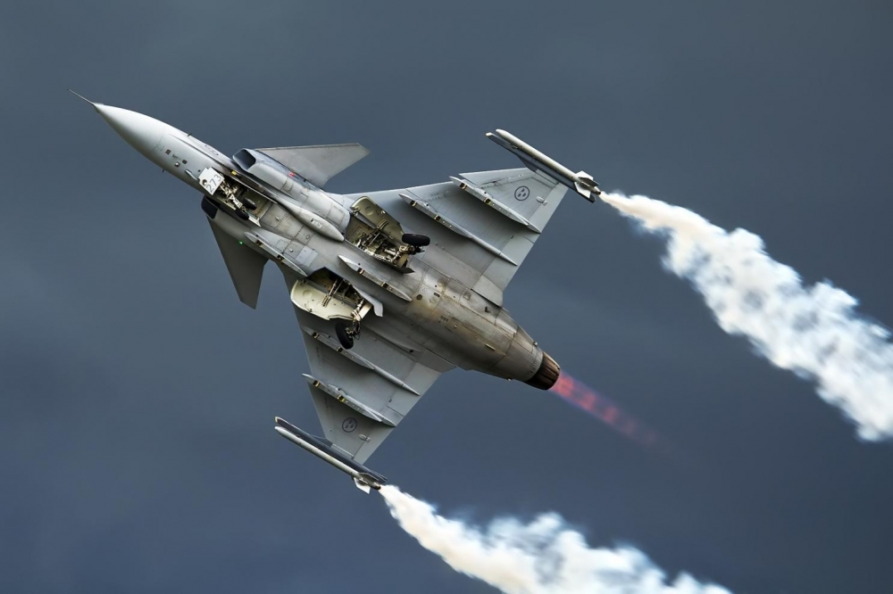 There Will be Another Grippen Operator in Southeast Asia