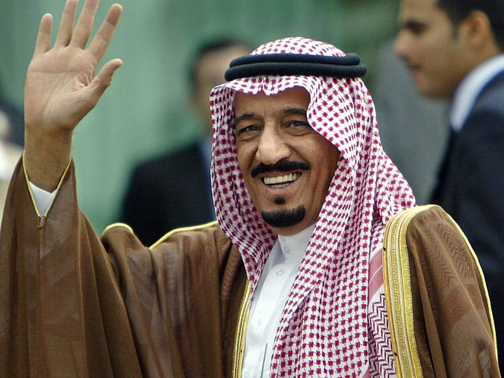 Ahlan wa Sahlan, King Salman