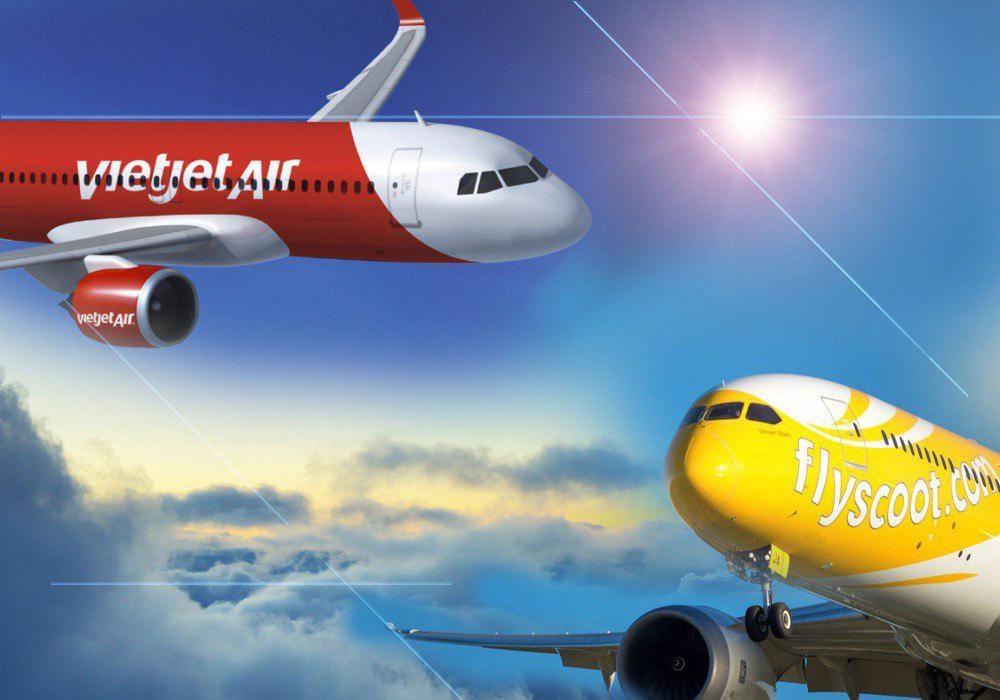 Head to Head: Scoot VS VietJet Air