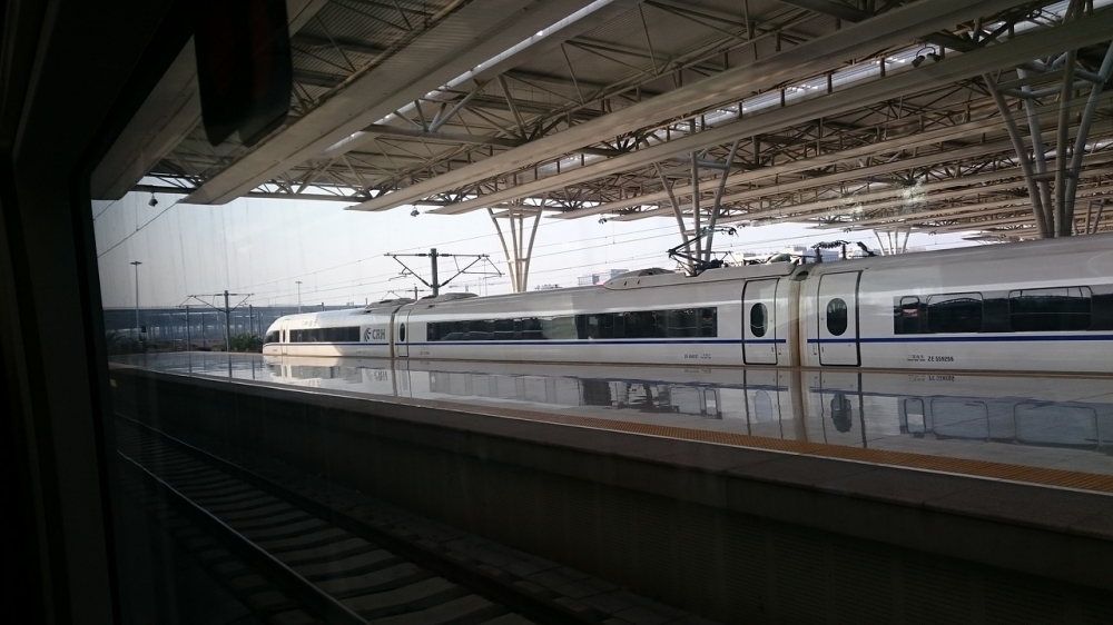 So, Vietnam to Have Southeast Asia's First High-Speed Train?