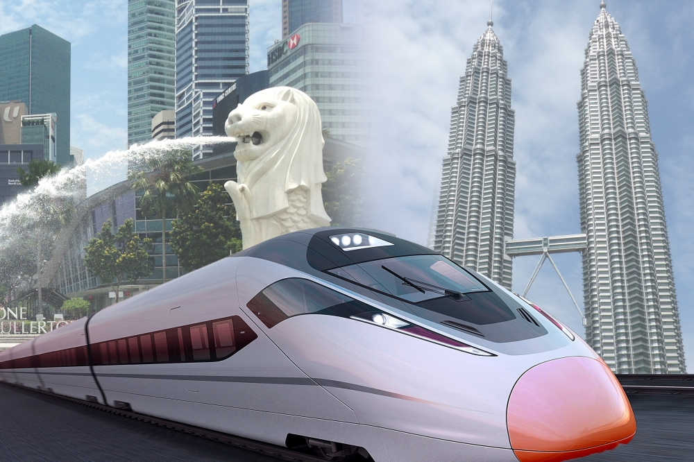 Singapore, Malaysia Sign Bilateral Agreement for High-Speed Rail Project