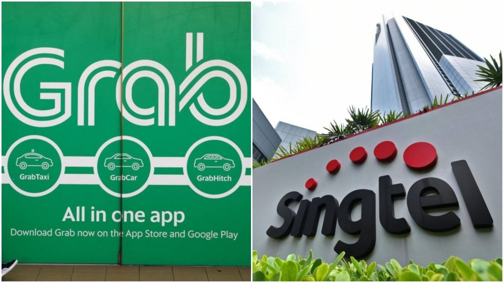 Singtel and Grab to Create Fully Digital Bank in Singapore