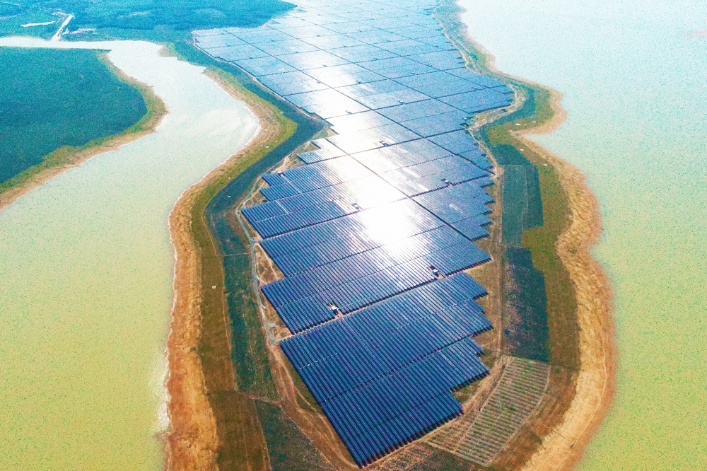 Southeast Asia's Largest Solar Farm Begins Operations in...